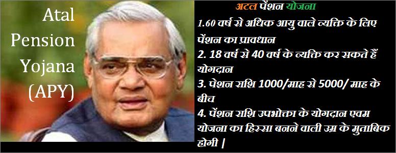 atal pension yojna in hindi