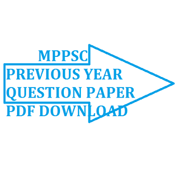 mppsc previous year question paper pdf download
