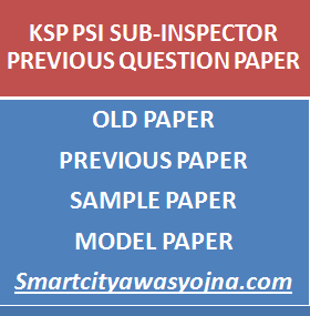 Ksp Psi Previous Question Paper