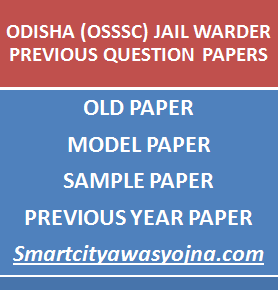 odisha jail warder previous question papers