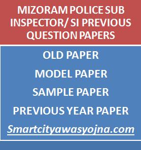 mizoram police papers